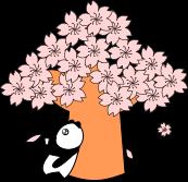 花見のイラスト2