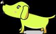 犬のイラスト1