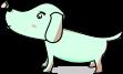 犬のイラスト3
