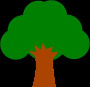 木のイラスト2