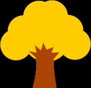 木のイラスト4