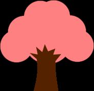 木のイラスト5