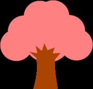 木のイラスト6