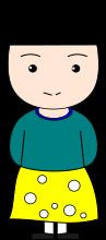 子供のイラスト1