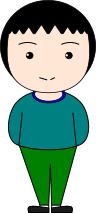 子供のイラスト3