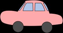 車のイラスト2