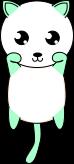 猫のイラスト3