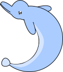 イルカのイラスト6