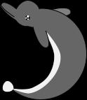イルカのイラスト8