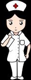 看護師のイラスト1