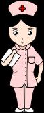 看護師のイラスト2