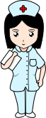 看護師のイラスト3