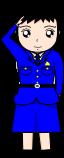 警察官のイラスト3
