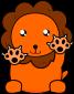 ライオンのイラスト3