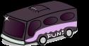 バスのイラスト4