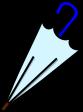 傘のイラスト5