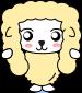 羊のイラスト3