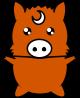 猪のイラスト2