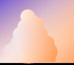 入道雲のイラスト2