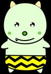 鬼のイラスト1