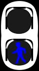信号機のイラスト3
