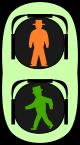 信号機のイラスト4