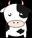 牛のイラスト1