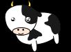 牛のイラスト3