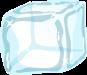 氷のイラスト1