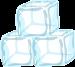 氷のイラスト3
