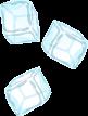 氷のイラスト4