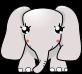 象のイラスト2