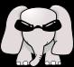 象のイラスト4