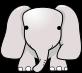 象のイラスト5