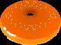 ドーナツのイラスト1