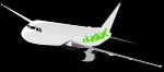 飛行機のイラスト2