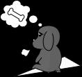 犬のイラスト19