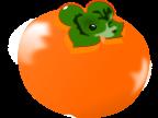 柿のイラスト3