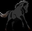 馬のイラスト6