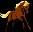 馬のイラスト7