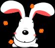 ウサギのイラスト11