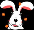 ウサギのイラスト9