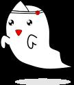 幽霊のイラスト1