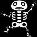 骸骨のイラスト3