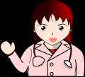 医者 女性のイラスト4