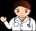 医者 男性のイラスト1