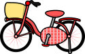 自転車のイラスト2