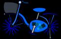 自転車のイラスト3