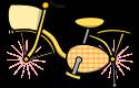 自転車のイラスト4