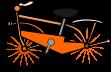 自転車のイラスト7